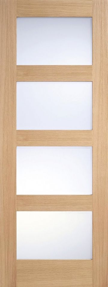 Oak Contemporary Frosted Glazed (Unfinished, 4L)